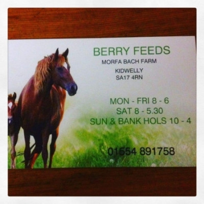 BERRY FEEDS
