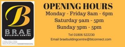Brae Building Centre