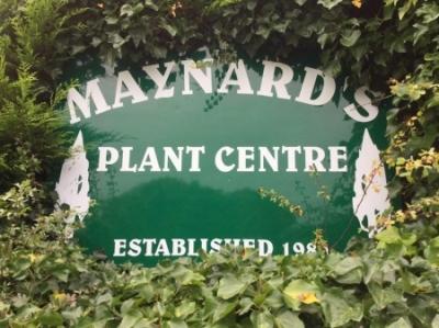 MAYNARD'S PLANT CENTRE
