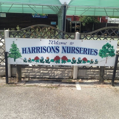 NEW HARRISONS NURSERY & GARDEN CENTRE